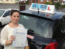 Driving Lessons Bristol - Driving Test Success!