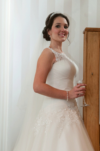 Have that photo of your special day put on a canvas!