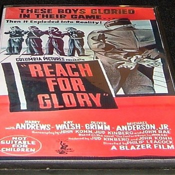 reach for glory 1963 dvd kay walsh harry andrews