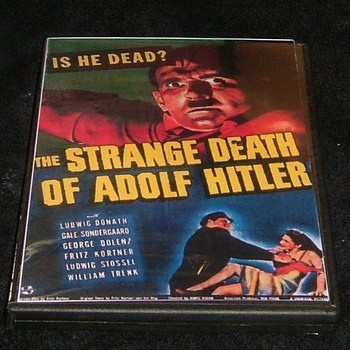 the strange death of adolf hitler 1943 dvd