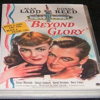 beyond glory  1948 dvd alan ladd