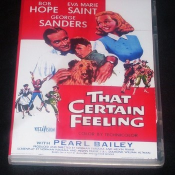 that certain feeling 1956 dvd bob hope