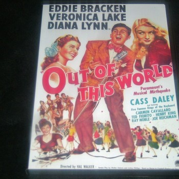 out of this world 1945 dvd eddie bracken