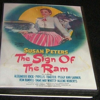 the sign of the ram 1948 dvd