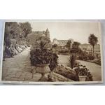 Penarth Promenade Gardens Postcard