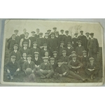 Cardiff Y.M.C.A. Camp Swanbridge1908 Real Photo Postcard