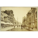 Early 1900s St Mary Street Cardiff Tuck's Town & City Series Postcard 1