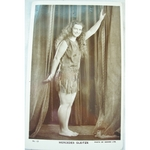 Mercedes Gleitze Famous Female Swimmer Fundraising Photo 1930s