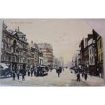 St Mary Street Cardiff 1905 Postcard