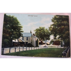 Llandaff Green, Cardiff, Post Card Eyre & Spottiswoode, pre 1918