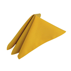 Sunset Gold Napkins