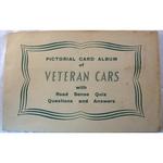 RoSPA 1950s Veteran Cars Album