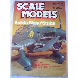 Scale Models March 1977