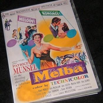 melba 1953 dvd