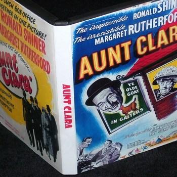 aunt clara 1954 dvd