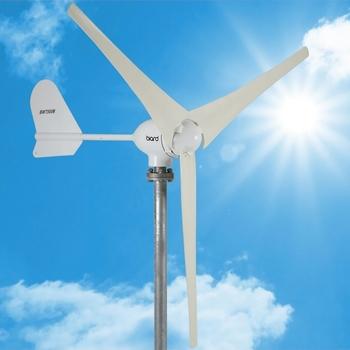 Budget Wind Turbines