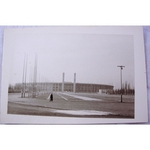 RAF Gatow Berlin Airlift 1948-49 Real Photo: Olympic Stadium