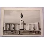 RAF Gatow Berlin Airlift 1948-49 Real Photo: Russian War Memorial