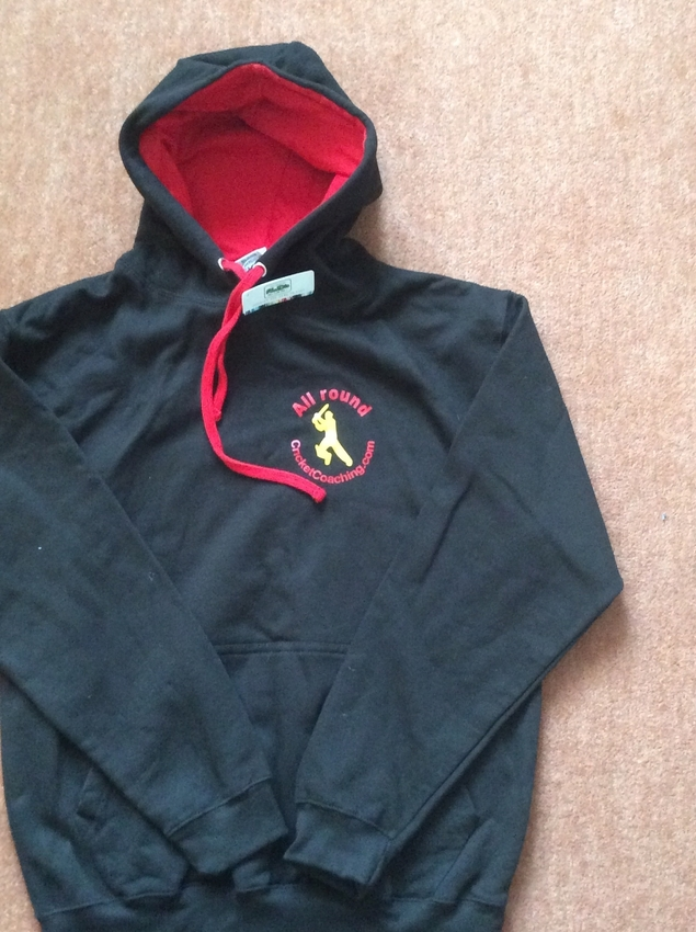 Hooded tops available in Adult or kids sizes