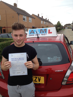 Well Done to Kyle Box From Keynsham Bristol