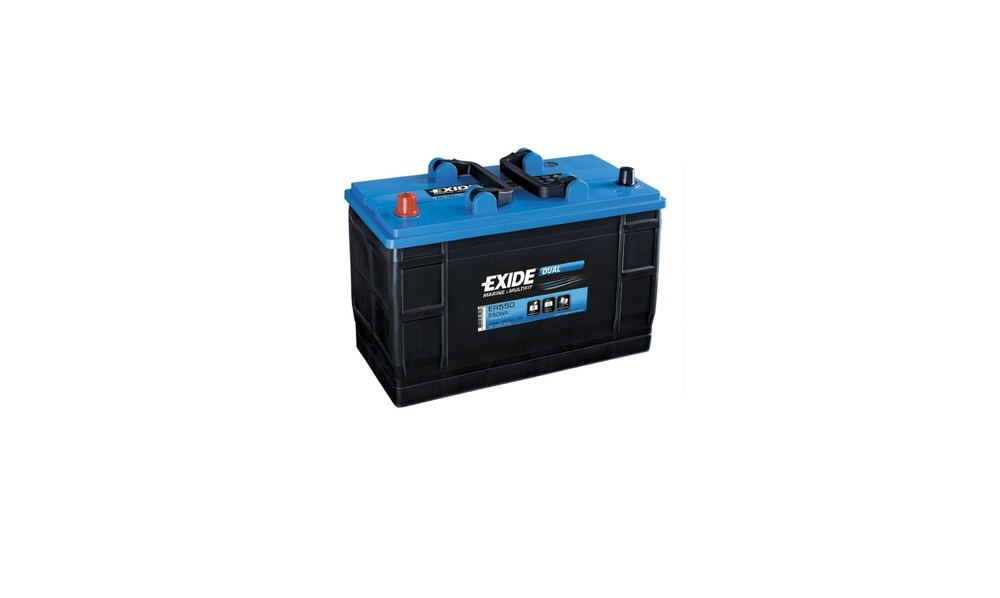 Exide Dual Er550 Off Grid Technologies