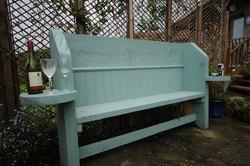 Pugh Style Garden Bench