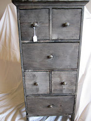 Chest of Drawers - Narrow