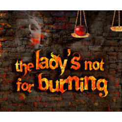 The Lady's Not for Burning (1974) Richard Chamberlain