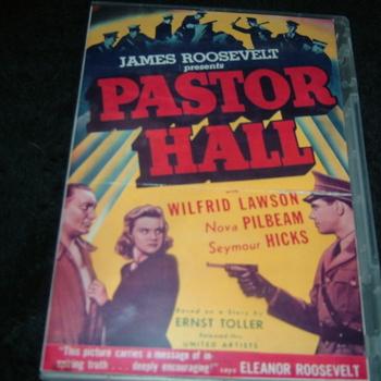 PASTOR HALL 1948 DVD