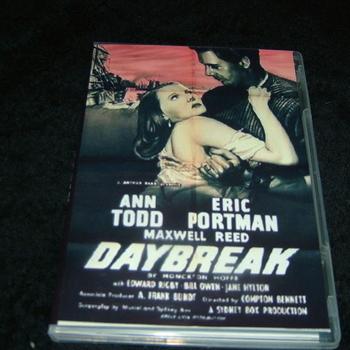 DAYBREAK 1948 DVD