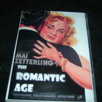 THE ROMANTIC AGE 1949 DVD