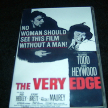 THE VERY EDGE 1963 DVD