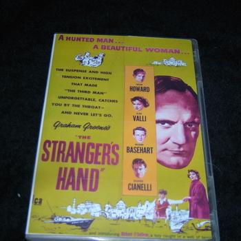 THE STRANGER'S HAND 1954 DVD