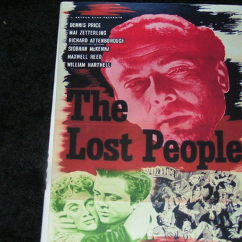 THE LOST PEOPLE 1949 DVD