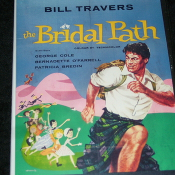 THE BRIDAL PATH 1959 DVD