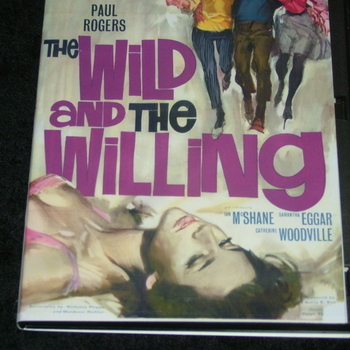 THE WILD AND THE WILLING 1962 DVD