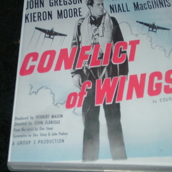CONFLICT OF WINGS 1954 DVD