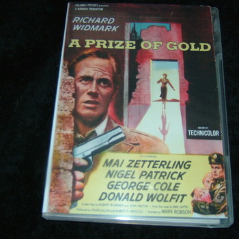 prize of gold 1955 dvd