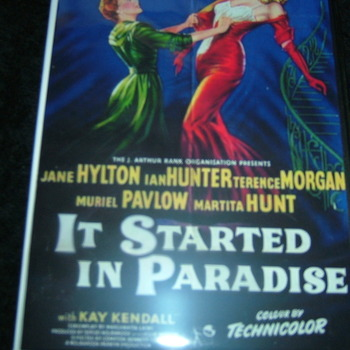 it started in paradise 1952