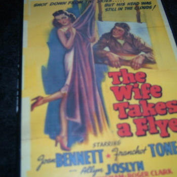the wife takes a flyer 1942 dvd