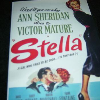 STELLA 1945 DVD