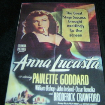 ANNA LUCASTA 1949 DVD