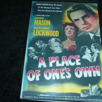 A PLACE OF ONE'S OWN 1945 DVD