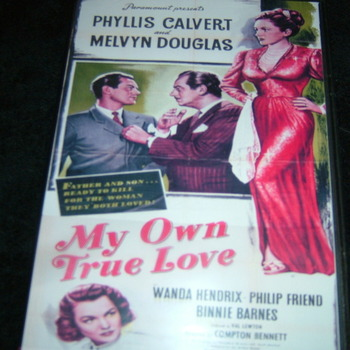 MY OWN TRUE LOVE 1949 DVD