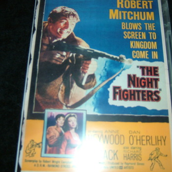 THE NIGHT FIGHTERS 1960 DVD