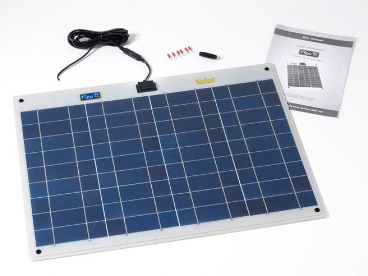 40 Watt Flexi Pv Premium Solar Panel Sfpp040 Off Grid