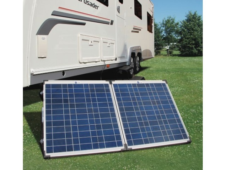 90 Watt Folding Solar Panel Stfp90 Off Grid Technologies