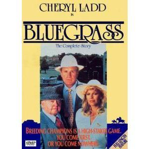 BLUEGRASS (1988) CHERYL LADD A 2-PART TV MINI-SERIES DVD