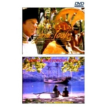 CAPTAIN JAMES COOK (1987) Starring Keith Michell (A 4-PART SERIES)