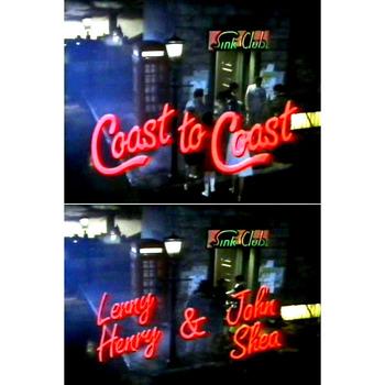Coast to Coast (1987) Lenny Henry,Pete Postlethwaite, George Baker